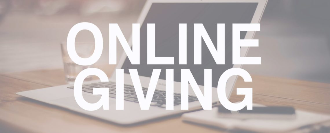 On-line Giving